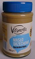 Vitanella Maslo Orzechowe kremove Арахисовое бутербродное масло 450g Польша