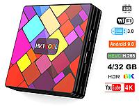 Смарт приставка HK1 Cool 4Gb/32GB Android 9.0 Smart TV Оригинал, фото 1