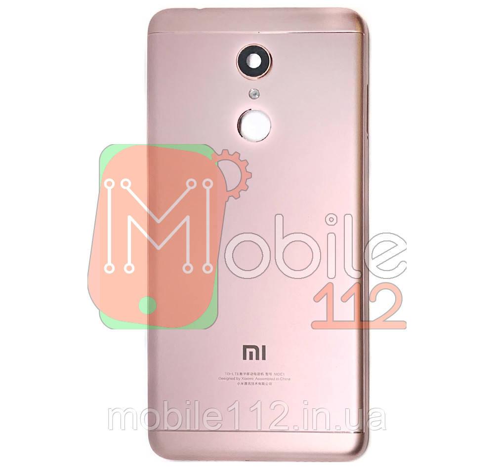Задняя крышка Xiaomi Redmi 5 MDG1 MDI1 розовая