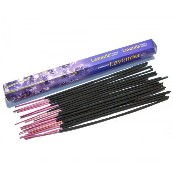 Lavender (Лаванда)(Darshan)(6/уп) шестигранник ( 42524D)