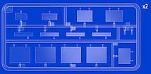 LGOC B-TYPE Лондонский Омнибус. Сборная пластиковая модель в масштабе 1/35. MINIART 38021, фото 3