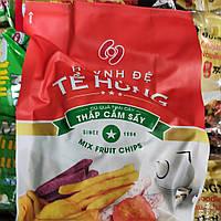 Фруктовые чипсы, микс, 500 г Trái cây th p c m s y T Hùng