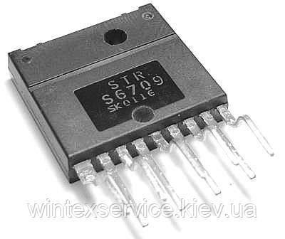 Микросхема STR-S6709 (A)