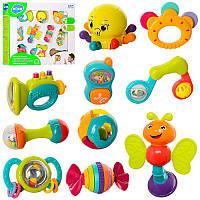 Набор погремушек Huile toys