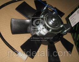 Электровентилятор охл. радиатора ВАЗ 2103-08-09, ГАЗ 3110 (DECARO)