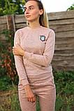 Женский костюм персик Ангора, фото 8