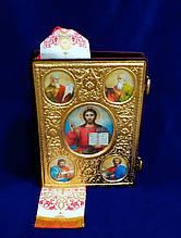 Євангеліє для служби велике (українська мова) 36х26см