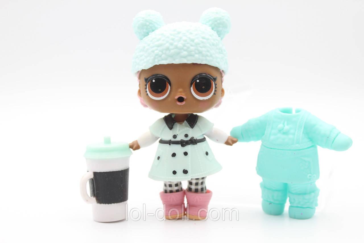 Кукла LOL Surprise 4 Серия Big City B.B. - Столичная Леди Under Wraps Лол Сюрприз Оригинал