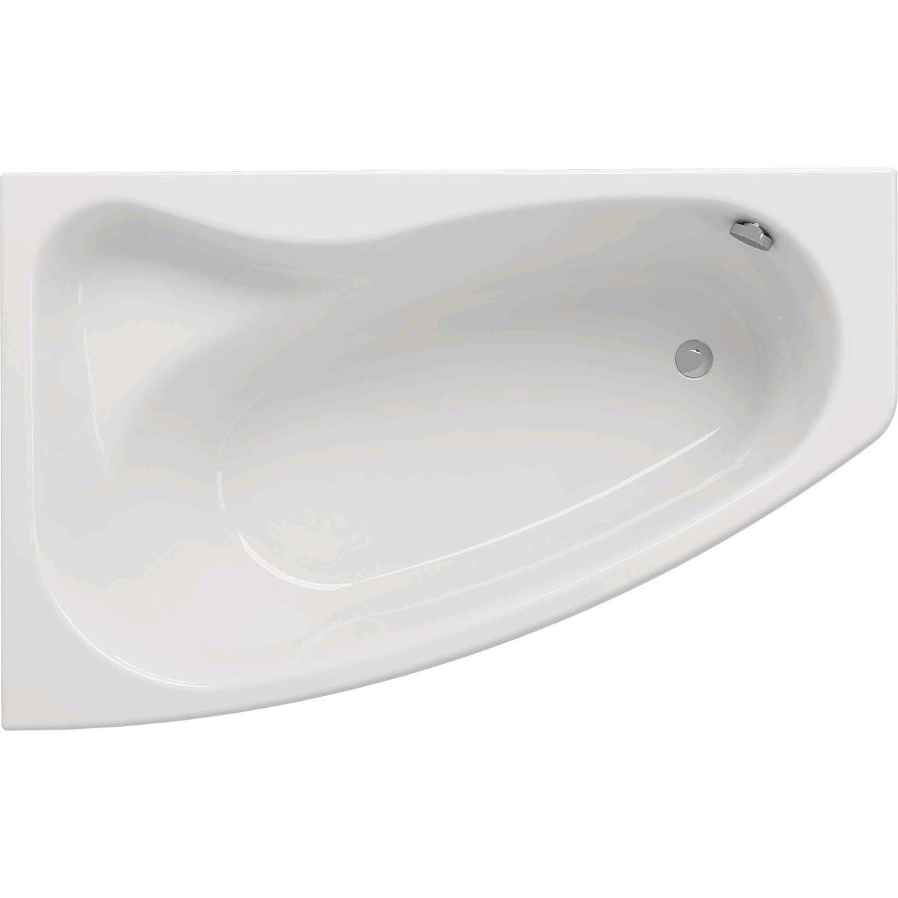 Ванна Sicilia new 170x100 (левая) Cersanit AZBA1000913342