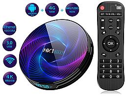 Смарт приставка HK1 MAX 4/64GB Android 9.0 Smart TV Оригинал