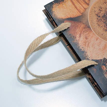 Упаковочная лента (джутовая) - 35 мм, фото 2