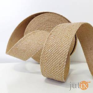Упаковочная лента (джутовая) - 35 мм