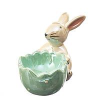 """Подставка под яйцо """"Пасхальный кролик"""" 5,5х7 см"""