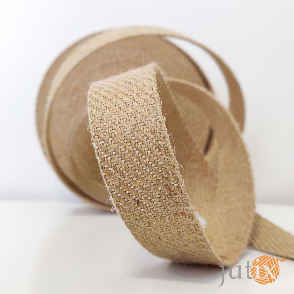 Упаковочная лента (джутовая) - 23 мм
