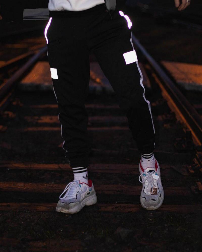 Спортивні штани Гармата Вогонь Wline чорні