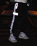 Спортивні штани Гармата Вогонь Wline чорні, фото 4