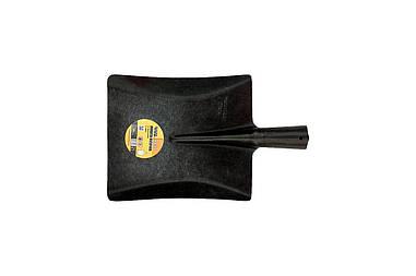Лопата совковая Mastertool - 247 x 290 мм x 0,75 кг, лакированная