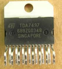 Микросхема TDA7497
