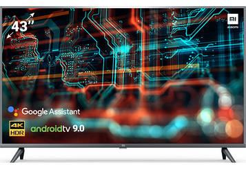 Телевизор Xiaomi Mi TV UHD 4S 43 ОРИГИНАЛЬНАЯ МЕЖДУНАРОДНАЯ ВЕРСИЯ!РУССКИЙ ЯЗЫК!