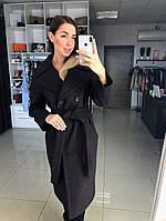 Женское шерстяное демисезонное пальто Харьков