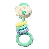 Разноцветная погремушка для ребенка babyono