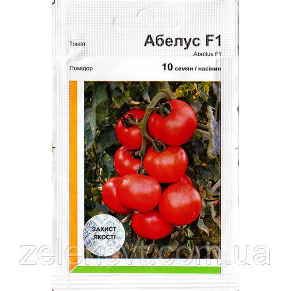 """Насіння томату високорослої, раннього, врожайного """"Абелус"""" F1 (10 насіння) від Rijk Zwaan, Голландія"""