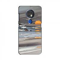 Эксклюзивный чехол для Nokia 7.2 (AlphaPrint - Пастель) (Нокиа )