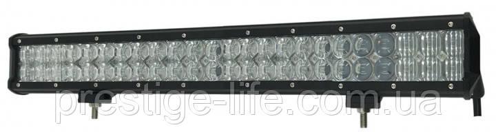 Автофара LED на крышу (48 LED) 5D-144W-MIX