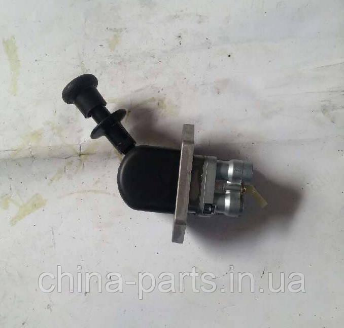 Кран ручного тормоза HOWO   WG9000360165  #запчасти HOWO