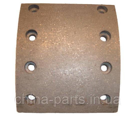 Накладка тормозная передняя нижняя,Накладка тормозная WG9100440029
