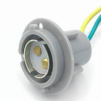 Патрон автомобильный, двухконтактной лампы P21/5W