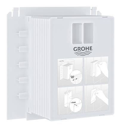 Короб для панели GROHE 40911000, фото 2