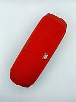 Портативная колонка JBL Charge 3 (Bluetooth, FM, USB, 2 динамика, Soft touch) Red