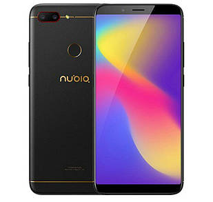 ZTE Nubia N3 4/64GB Black Global