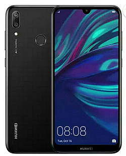Huawei Y7 2019 3/32GB Black (51093HES)
