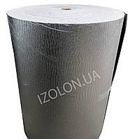 Полотно IZOLON BASE 08 фольга РЕТ серый, 1,0