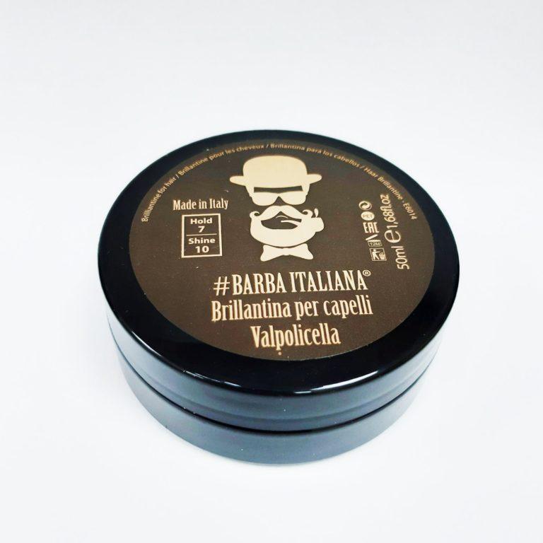 Barba Italiana Бриолин для волос сильной фиксации VALPOLICELLA 50 мл
