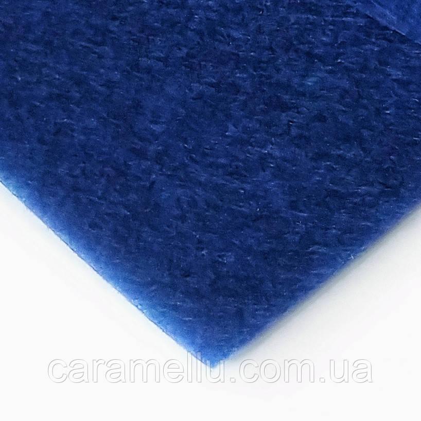 Фетр Синий 1мм, 40х50см.