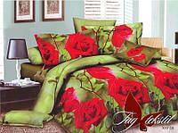 Комплект постельного белья двухспальный XHYB8 ТМ TAG 2-спальный, постельное белье двухспальное