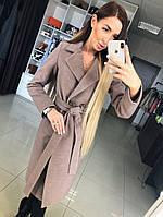 Стильное женское демисезонное пальто производство Харьков