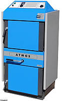 Котел пиролизный C30S (с модифицированной дверкой под горелку) Atmos