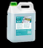 А3+                          Моющее средство для стекол, зеркал и кафельной плитки. Концентрат.