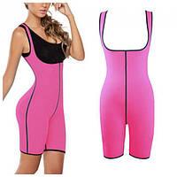 Комбинезон для похудения Hot Shapers цвет розовый .синий. черный.. рр-S. L .XXL (СКЛАД-5шт)