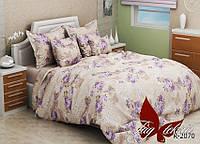 Комплект постельного белья двухспальный R2070 ТМ TAG 2-спальный, постельное белье двухспальное
