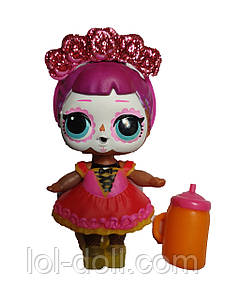 Кукла LOL Surprise 4 Серия Bebe Bonita - Under Wraps Лол Сюрприз Без Шара Оригинал