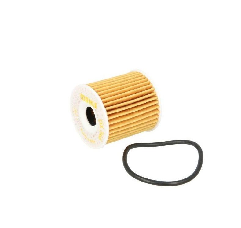 Фильтр масляный KNECHT OX346D (ОE 655)