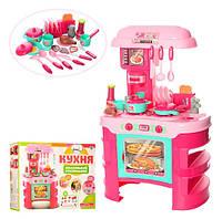 Игровой набор Кухня 008-908 тостер, посуда, звук, свет