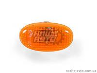 Повторитель поворота в крыло (желтый) Матиз (JH)  JH01-0601008-1