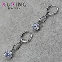 Серьги женские Xuping Jewelry медицинское золото - 1110761201