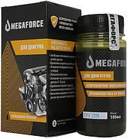 Присадка мегафорс - двигатель, 100 мл. рассчитана до 5 л. масла